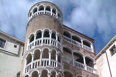 Bovolo staircase, Contarini mansion